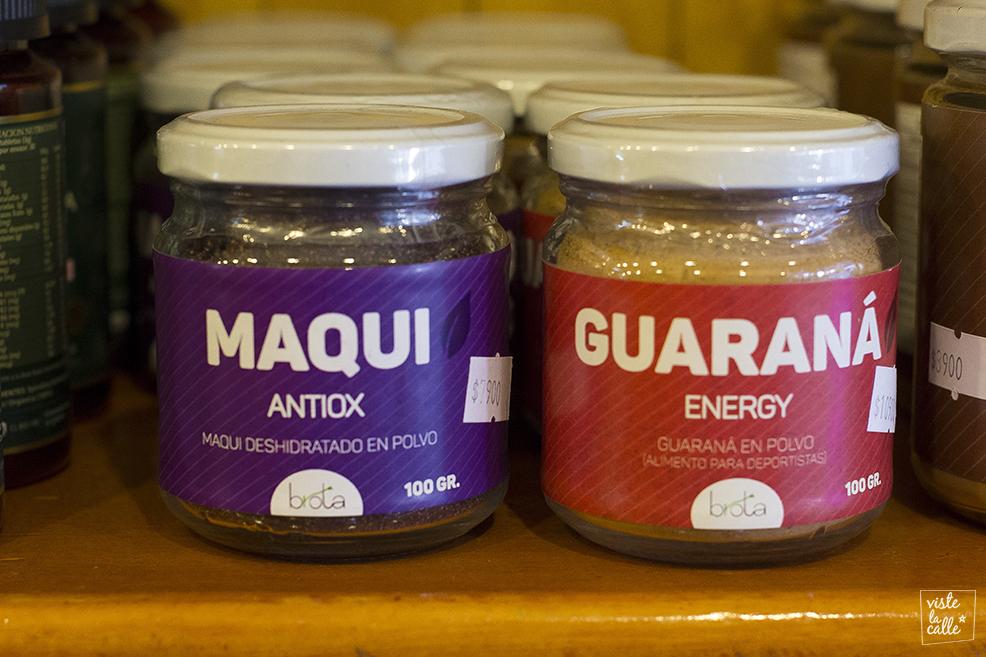 5 tiendas en Santiago para comprar productos saludables
