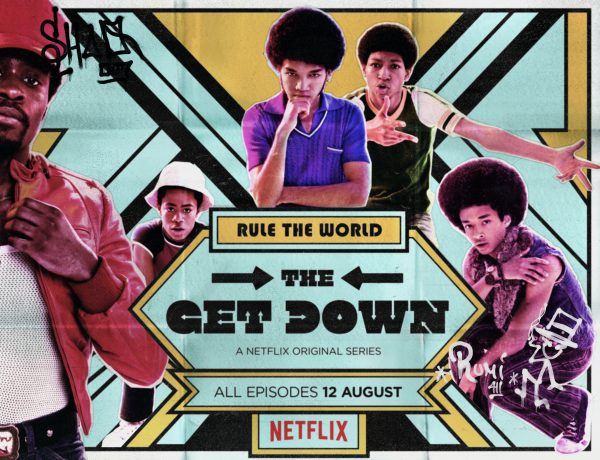 """The Get Down"", la serie que explora los orígenes del hip hop"