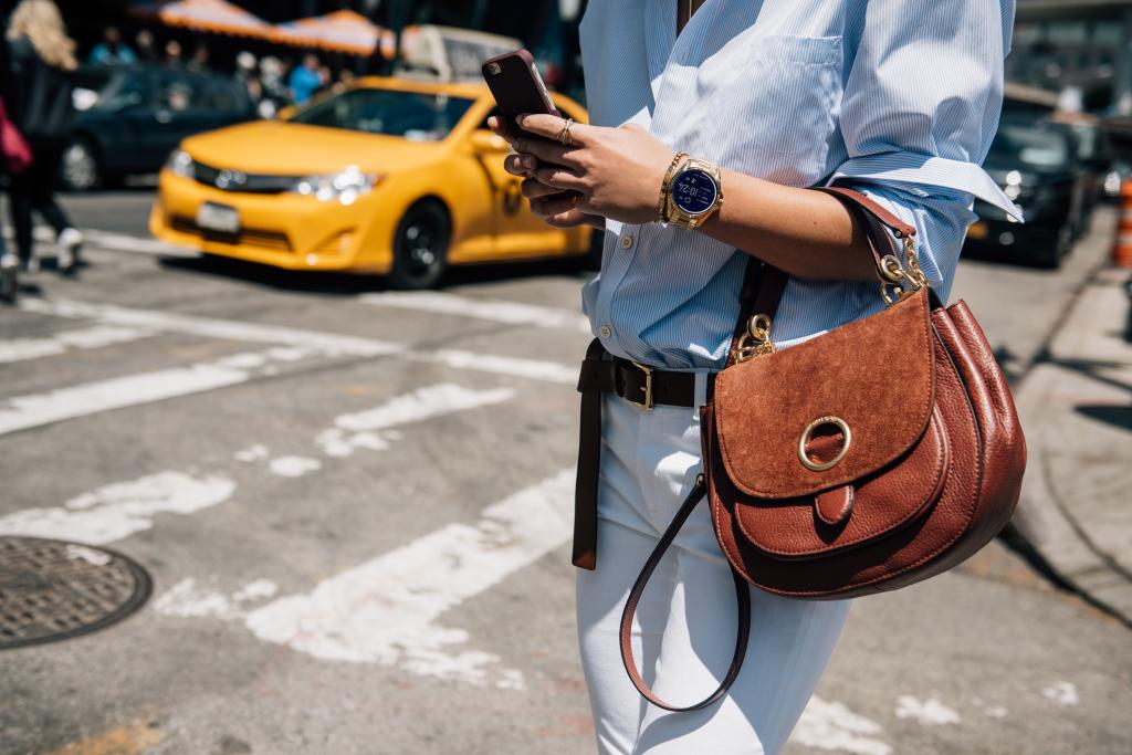 La nueva campaña de Michael Kors inspirada en el street style