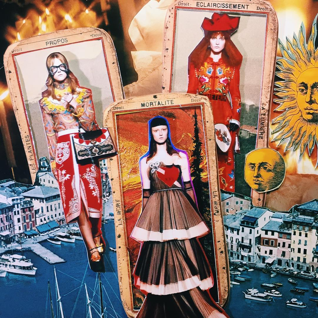 #MilanFashionWeek: 7 datos interesantes sobre el desfile de Gucci