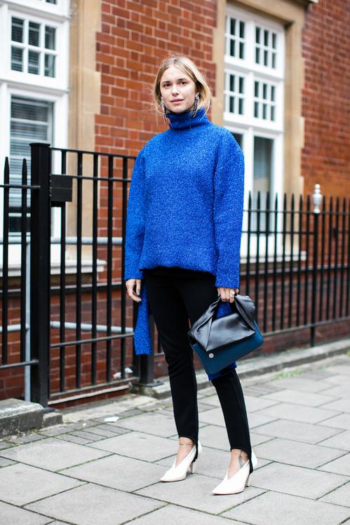 El street style de #LondonFashionWeek S/S 2017