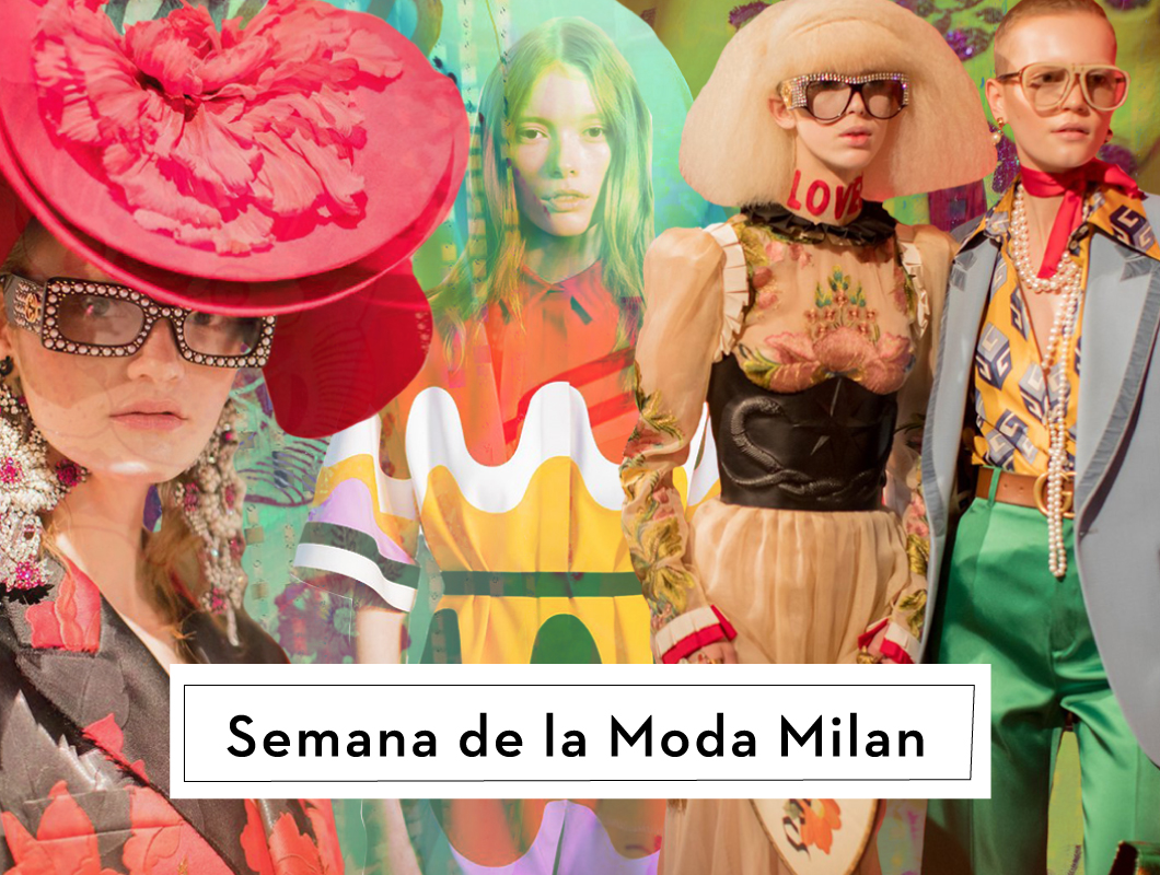 #MilanFashionWeek S/S 2017: La modernidad como esencia de los orígenes