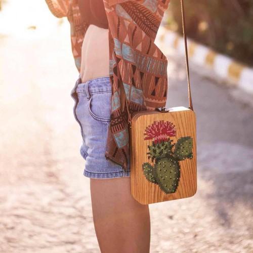 Mochilas de madera inspiradas en la naturaleza