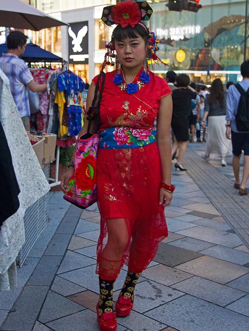 Los mejores looks de Fashion Night Out Tokio