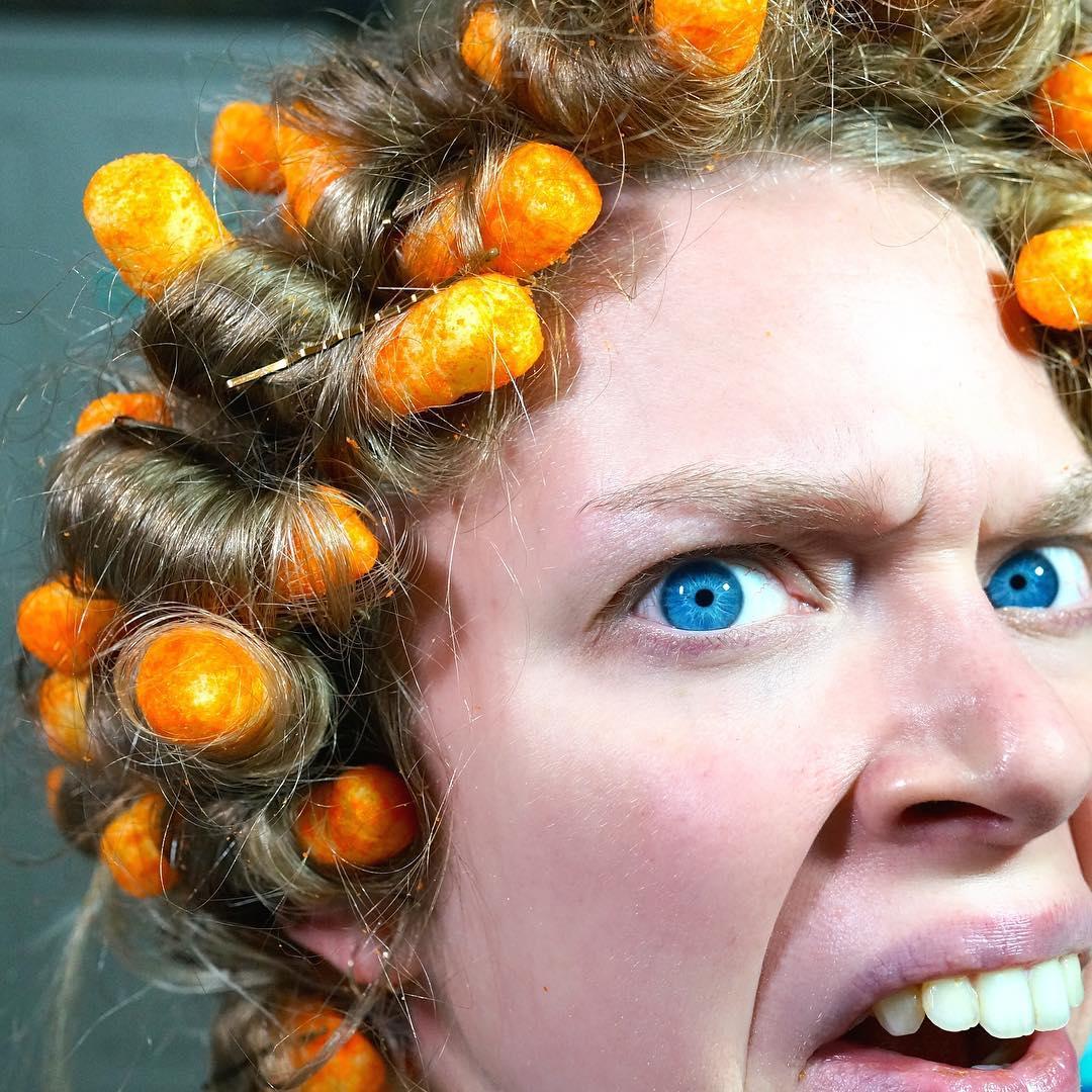#Cheetoshair, la nueva alternativa para ondular tu cabello