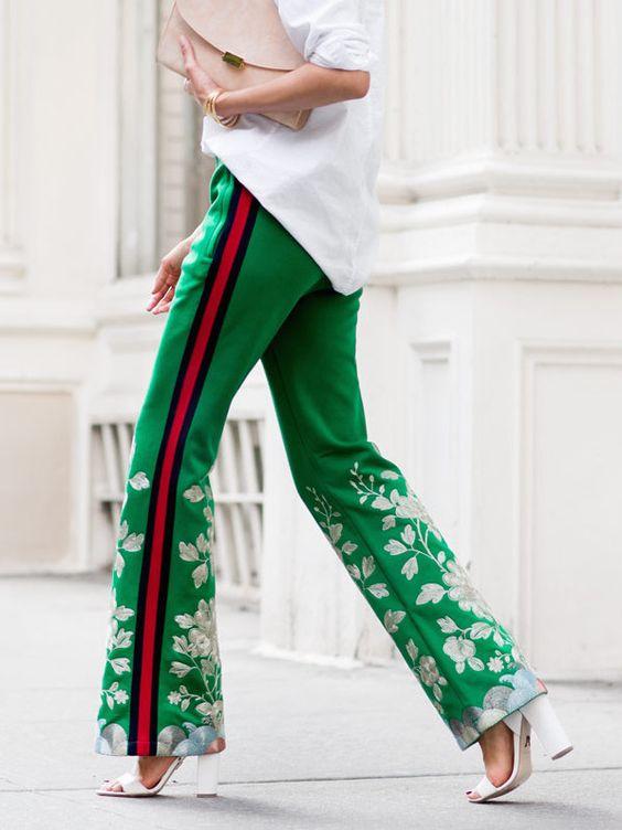 Track Pants: la tendencia de pantalones deportivos para toda ocasión