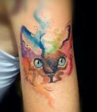 Los más hermosos tatuajes inspirados en la galaxia