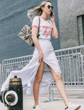 Este fue el elegante y sartorial street style de Paris Fashion Week