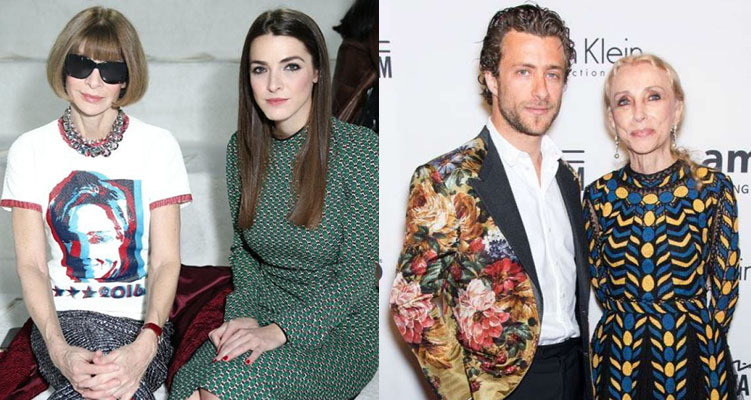 Alerta de pareja ideal: Bee Shaffer + Francesco Carrozzini, los hijos de las editoras de Vogue