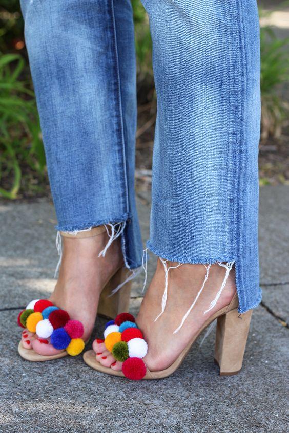 Personaliza tus jeans con estas maravillosas ideas