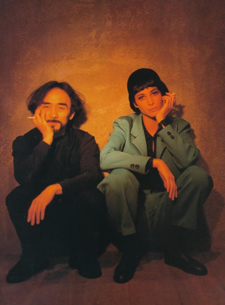 Christy Turlington en Japón, 1990