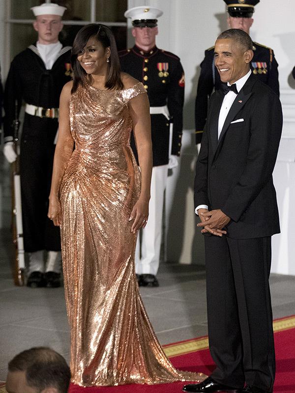 Los momentos más recordados de Michelle Obama y la moda