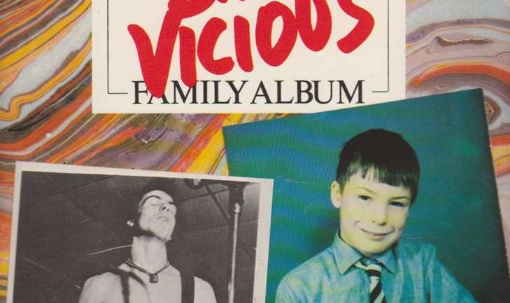 """Sid Vicious Family Album"", crónicas de un icono punk"