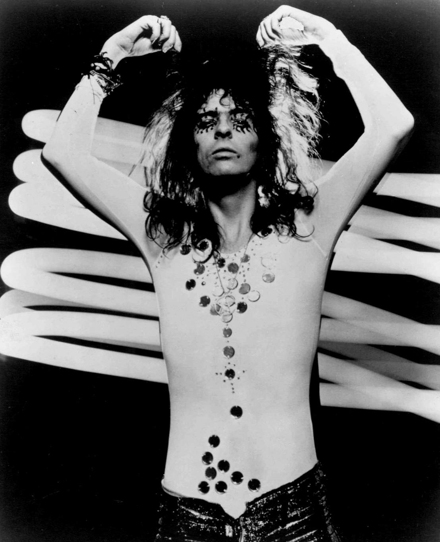 Alice Cooper, el pionero del shock rock