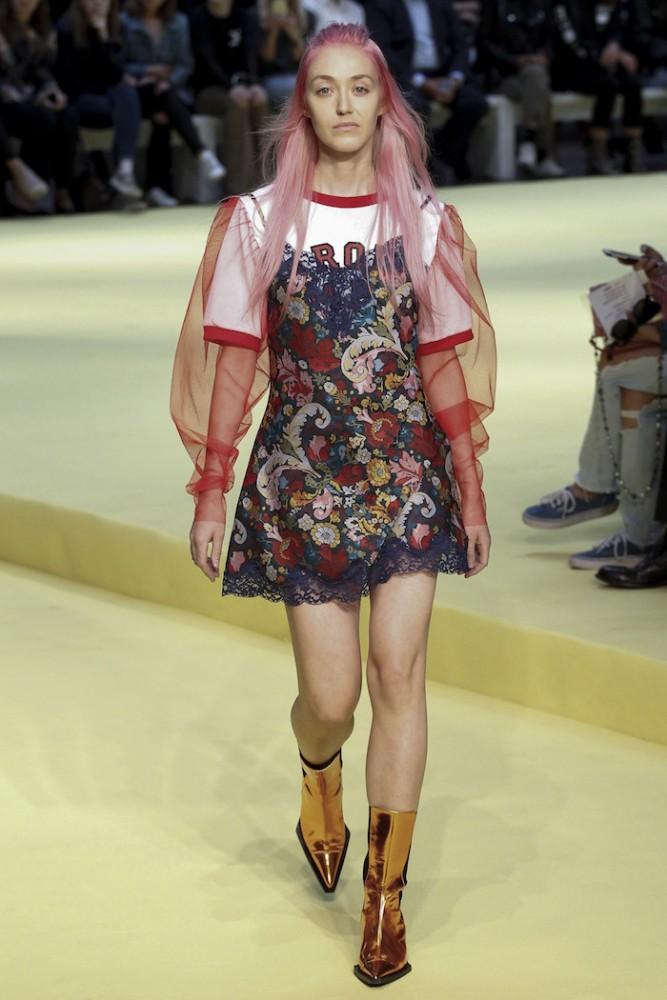 Los mejores vestidos de pasarela para inspirarse esta temporada de primavera/verano