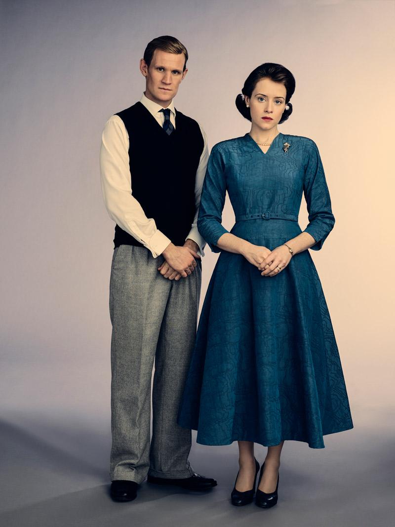 The Crown: Estos son los sofisticados atuendos de la nueva serie de Netflix