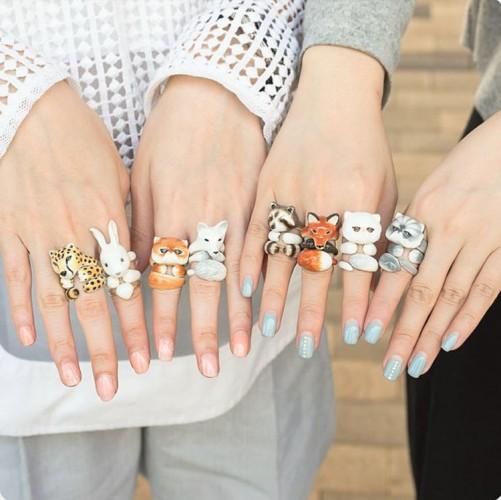 Los bolsos y anillos inspirados en animales que vas a desear tener