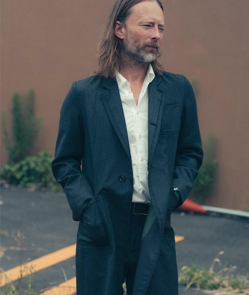 El debut como modelo de Thom Yorke