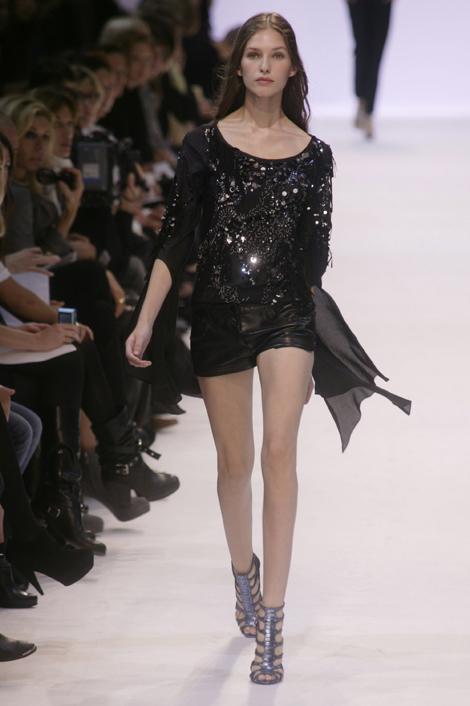 Tendencia: Shorts de cuero ¿Si o no?
