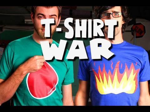 VLC ♥ T-Shirt War