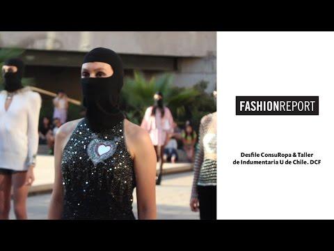 Fashion Report: el desfile de ConsuRopa y de los integrantes del programa DCF