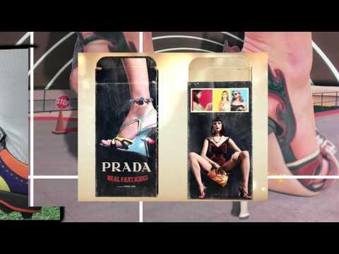 VLC ♥ Prada Real Fantasies SS 2012
