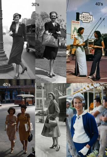 Street Style: una restrospectiva