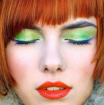 Tendencia make up: !colorinche primavera!