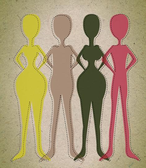 ¿Conoces tu tipo de cuerpo? Parte I