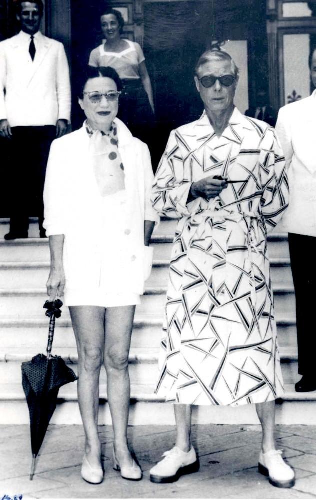 Los duques de Windsor, un amor con puro estilo