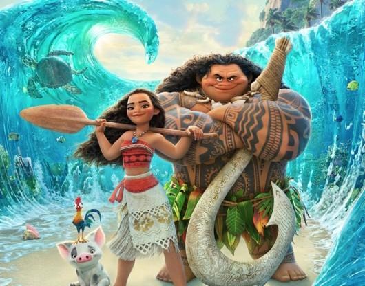 Moana, la nueva princesa de Disney que rompe los esquemas