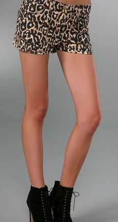 ¿Quién se atreve con los shorts?