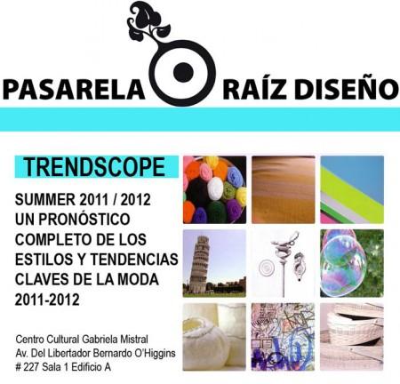 Concurso: Foro Internacional de Inteligencia de Moda, Raíz Diseño