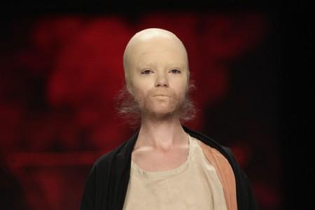 Patrick Mohr en Fashion Week Berlin