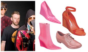 Melissa: Plástica y moda