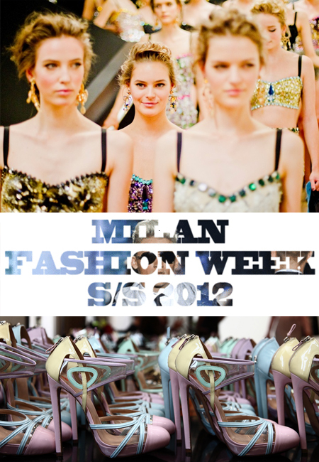 Milan Fashion Week: Segunda Parte