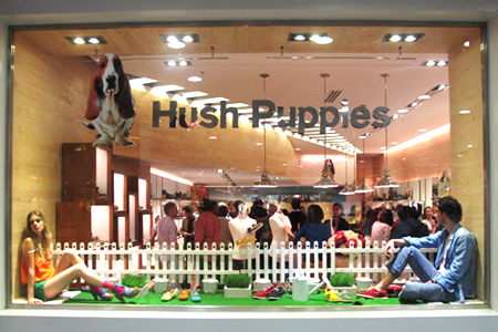 Nueva Tienda Hush Puppies