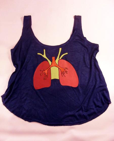 """""""Campos de Marte"""": camisetas con oxígeno propio"""