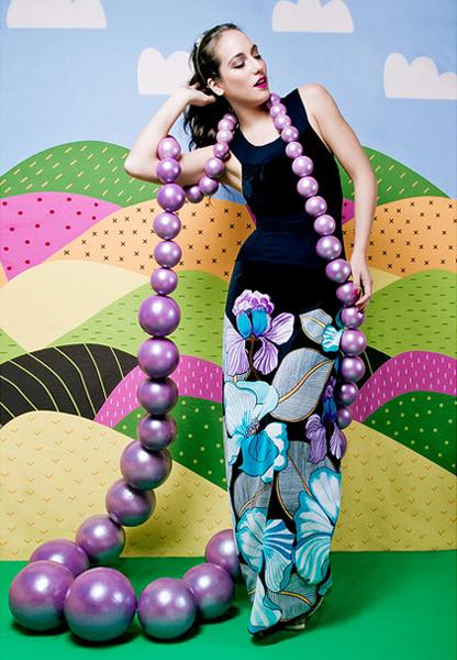 Makinita de Coser: primavera-verano 2012
