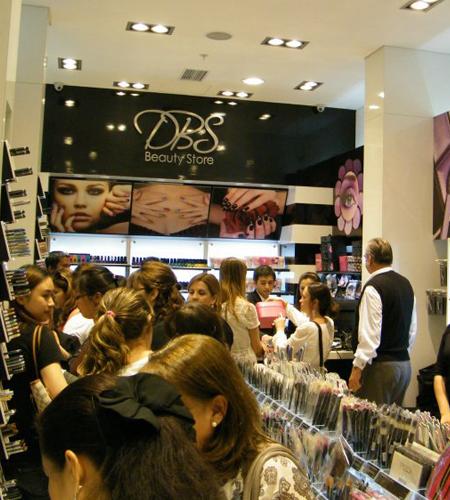 DBS Beauty Store: Mi Nuevo Amor