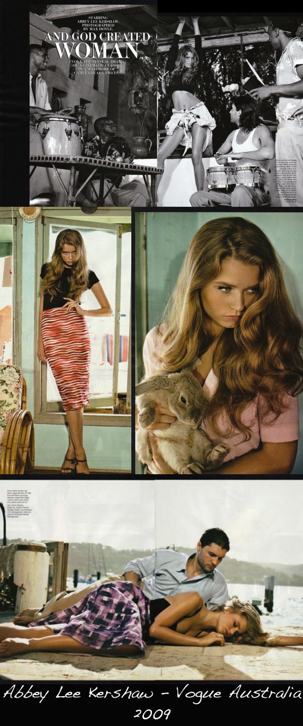 Iconos y editoriales: Brigitte Bardot