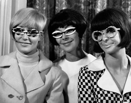 La revolución en el diseño de anteojos en los 60 y 70