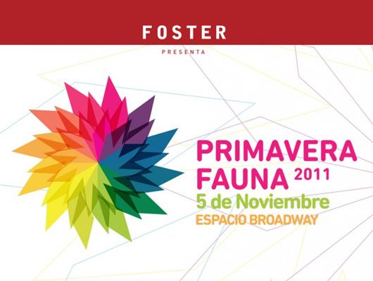 Concurso Foster: Gana tus entradas para Primavera Fauna