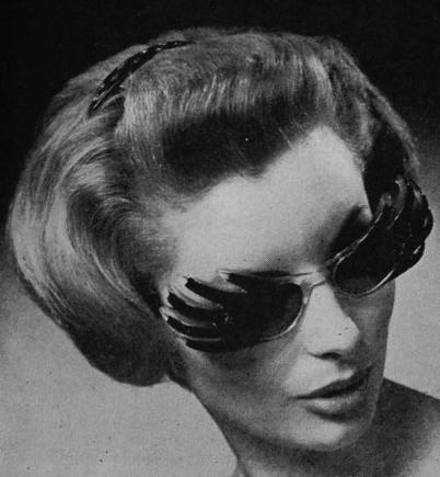 Pierre Marly: diseño de anteojos como esculturas cargadas de humor en los 60 y 70