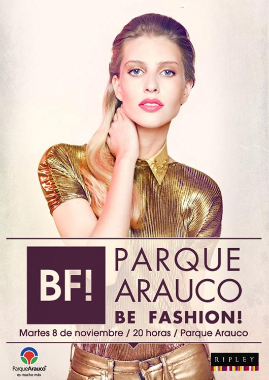 ¡Ganadores de Entradas Be Fashion: 2° día!