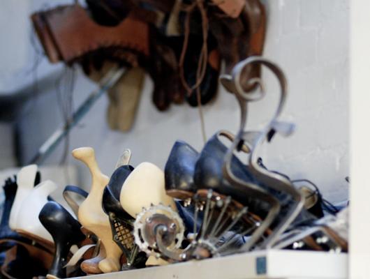 Kei Kagami: un maestro en confección de zapatos