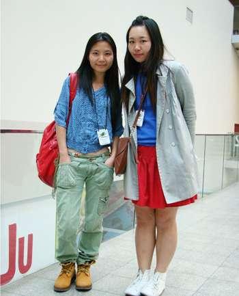 Mo Lai y Lam Ho