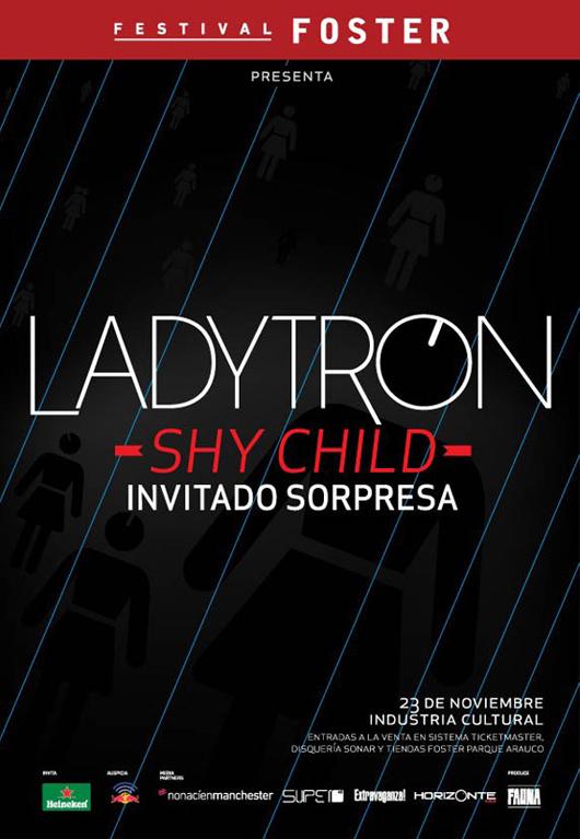 ¡Concurso Ladytron: Ganadores!