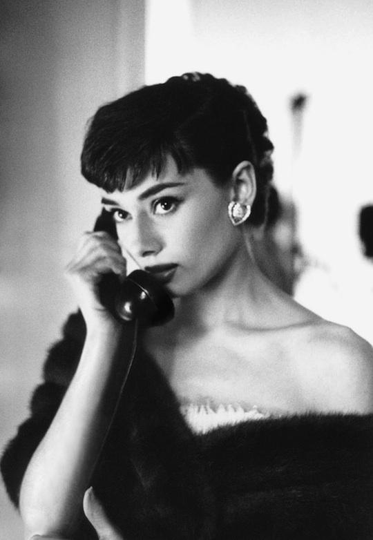 Iconos & Editoriales: Audrey Hepburn