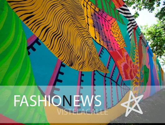 Fashion News: Benetton pinta murales en Stgo, Feria de Diseño en Concepción y Concurso de Ilustradores Latinoamericanos